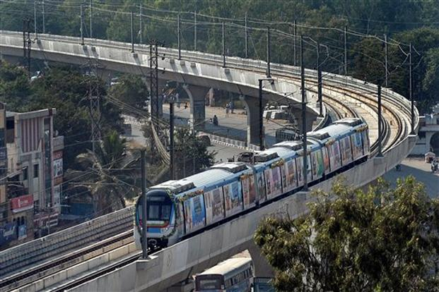 Hyderabad Metro to reward loyal travelers with personalized travel card