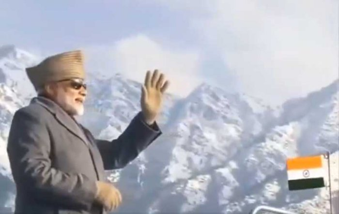 Modi owes JK and Ladakh to develop as per the citizens wish