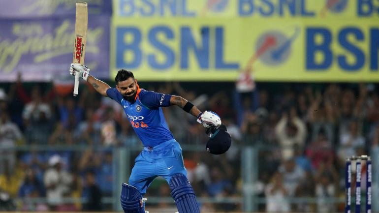 India vs West Indies: King Kohli took india to win in 2nd ODI